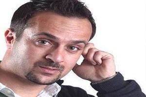 گریم جدید احمد مهرانفر در یک سریال خانگی جدید