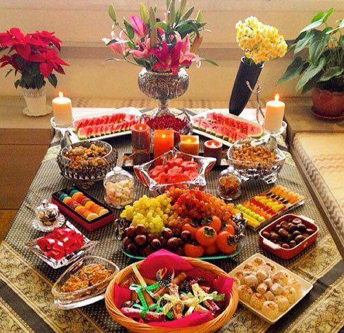 جالبترین آداب و رسوم شب یلدا و مراسم های یلدایی در شهرهای ایران!