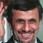 استقبال عجیب از احمدی نژاد سوژه فضای مجازی شد!!