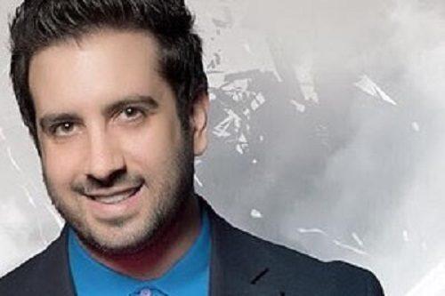 تبریک ویژه امید حاجیلی به هستی مهدوی بازیگر ایرانی