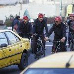 انتقاد غلامحسین کرباسچی از دوچرخه سواری شهردار جدید تهران