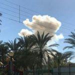 جزئیاتی از انفجار بمب در داخل خودرویی در چابهار