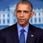اوباما رئیس جمهور سابق آمریکا با ظاهری متفاوت