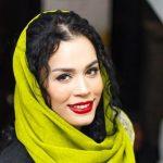 تصویری جالب از ملیکا شریفی نیا با لباس سندبادی