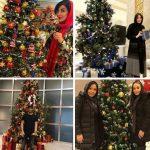 واکنش انتقادی کاربران به برگزاری جشن کریسمس در ایران!!
