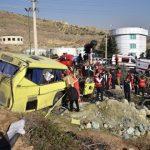 ابعاد حادثه اتوبوس از زبان رئیس دانشگاه آزاد: با شجاعت عذرخواهی میکنیم!