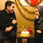 سالگرد ازدواج صبا راد و همسرش مانی رهنما!