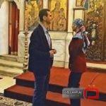 تصاویری از سفر بشار اسد و همسر و فرزندانش به طرطوس