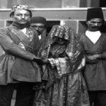 مراسم عروسی لاکچری پولدارها در دوره قاجار!