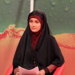 مژده خنجری و همسرش محمد منفردی در کیش
