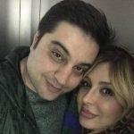 انتشار عکسی دیدنی از نیوشا ضیغمی و دخترش لنا!