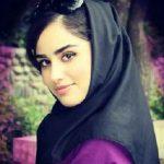 هانیه غلامی بازیگر معروف با لباس محلی!