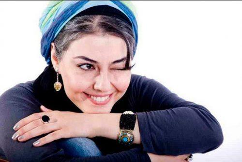 عکس های یلدایی آناهیتا همتی با آرایش و ظاهری متفاوت!