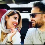 عکس های بابک جهانبخش و همسرش در پشت صحنه کنسرت او!