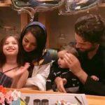 فرزند جدید بنیامین بهادری که در ایران متولد شد!