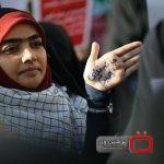 تصاویری از حاشیه های مراسم بزرگداشت یوم الله ۹ دی