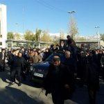 تصاویری از مراسم تشییع هاشمی شاهرودی در تهران