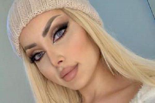 ژالیا سیروان ملکه زیبایی کردستان عراق تهدید به مرگ شد!