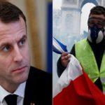 رئیس جمهور فرانسه بالاخره خواستههای جلیقه زردها را پذیرفت!!