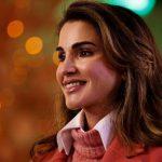 استقبال همسر پادشاه اردن (زیباترین بانوی اول دنیا) از کریسمس!