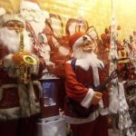 تصاویری جالب از حال و هوای کریسمس در خیابان های تهران!