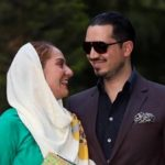 واکنش یاسین رامین به حواشی اخیر درباره همسرش مهناز افشار!