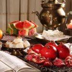 جشن شب یلدا در زمان قاجار را ببینید