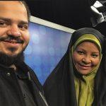 خبر حسین فرزند مرضیه هاشمی گوینده خبر از آخرین وضعیت مادرش!