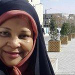مرضیه هاشمی بعد از ۱۱ روز بازداشت از زندان آزاد شد!