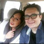 جشن تولد آیلین کیخانی همسر کیوان محمود نژاد بازیگر معروف