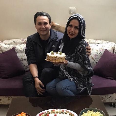 همسر کیوان محمود نژاد
