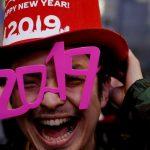 تصاویری دیدنی از جشن سال نو ۲۰۱۹ میلادی در سرتاسر جهان