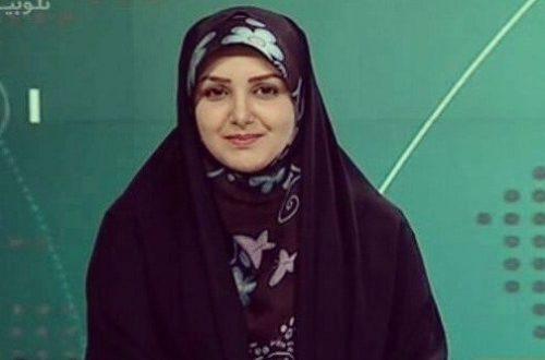 خانم حانیه سامعی، گوینده خبری که مشاور وزیر هم است!