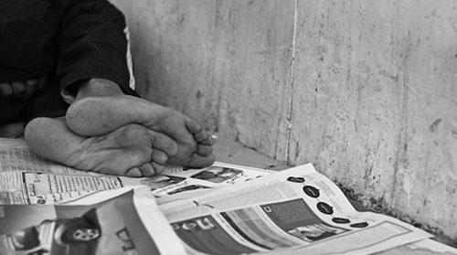 کار متفاوت دانشجویان بسیجی شیراز در حمایت از کارتن خواب ها