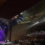مرگ ناگهانی خواننده زن معروف روس هنگام برگزاری کنسرت!!