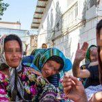 تصاویری از اقامتگاه درمانی زنان معتاد در مشهد!!