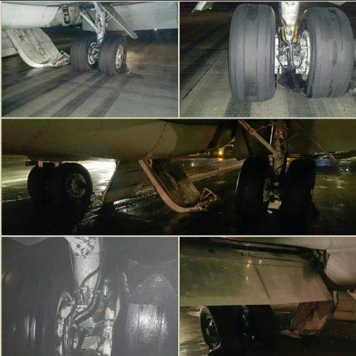 سانحه هواپیمای تبریز
