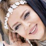 سلفی زیبای بهاره رهنما بازیگر سینما در حرم امام رضا (ع)