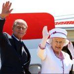 شاهزاده فیلیپ همسر ملکه انگلیس دچار سانحه رانندگی شد!