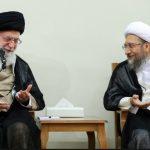 چرا آملی لاریجانی رئیس مجمع تشخیص و عضو فقهای شورای نگهبان شد!؟