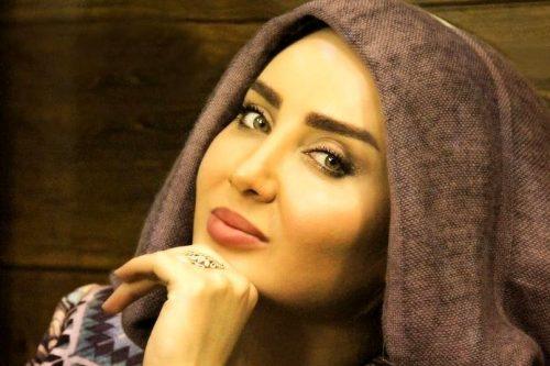 سولماز حصاری بازیگر و مدل ایرانی در لباس عروس!