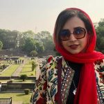 عکس های جدید شبنم قلیخانی در سفرش به هند