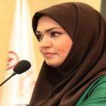 فریبا باقری مجری ایرانی احساس قدرت می کند!