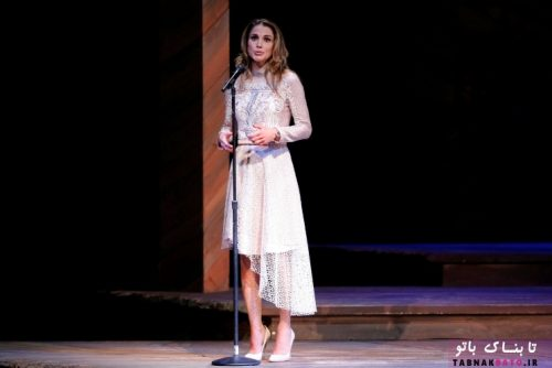 ملکه اردن