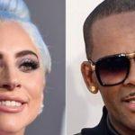 اختلاف آر کلی و لیدی گاگا دو خواننده مشهور , به دلیل حواشی جنجالی!