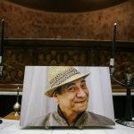 تصاویری از مراسم ترحیم حسین محب اهری با حضور هنرمندان معروف!