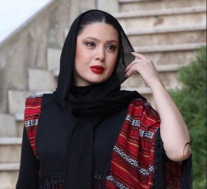نازنین کریمی بازیگر ایرانی