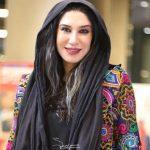نسیم ادبی بازیگر شهرزاد مهمان برنامه خندوانه + عکس او و همسرش