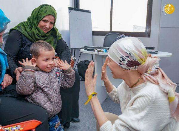 همسر بشار اسد رئیس جمهور سوریه