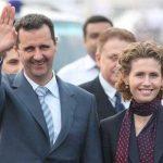ظاهر جدید همسر بشار اسد رئیس جمهور سوریه در دیدار با کودکان گوش حلزونی